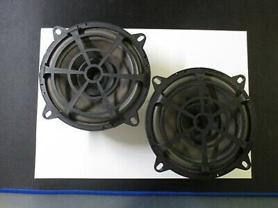 Renault Clio Mk2 2002 1.2 16V Two Speakers 7700424534-A
