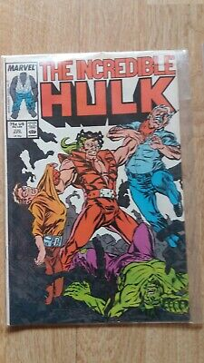 Incredible Hulk #330 (Todd McFarlane's first issue on this title)