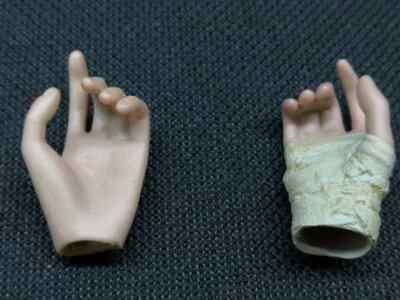 1//6 scale Hot Toys MMS157 SUCKER PUNCH BABYDOLL Hands #1