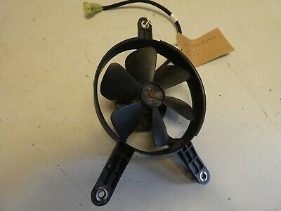 2017 Kawasaki J125 scooter Cooling fan assembly. Only 5200klms.Good condition