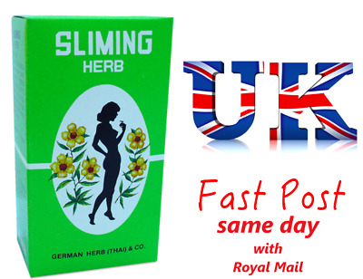 30 Bags GERMAN SLIMING HERB TEA Slimming Weight Loss Green Tea