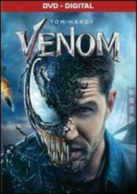 Venom by Sony Pictures Home Entertainment (DVD, 2018)