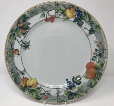 """Wedgwood Home 'Eden' 10.5"""" Dinner Plate - 1st Quality Unused More Available"""