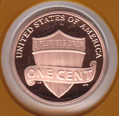 USA Lincoln 1 Cent Proof 2019 S