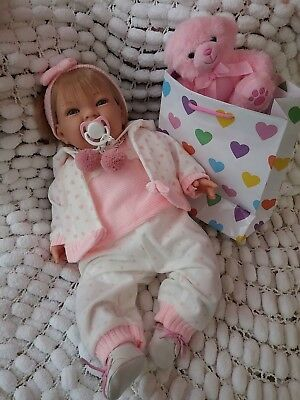 Baby Doll Not Reborn Suitable For 3Yrs Up Free Gift Bag Sunbeambabies Visit Shop