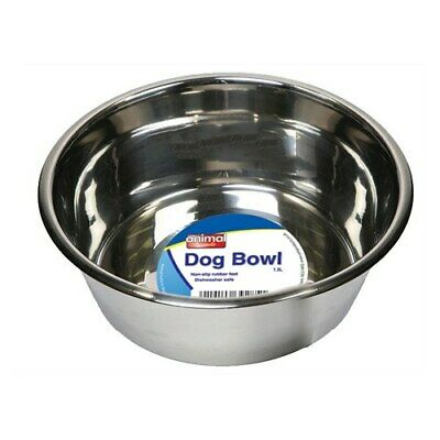 Animal Instincts Stainless Steel Dog Bowl | Dogs