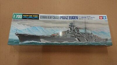 TAMIYA 31805 Prinz Eugen German Destroyer 1:700 Ship Model Kit