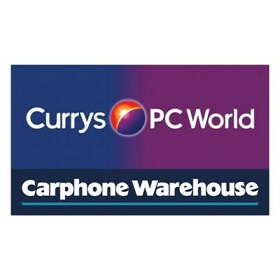£1000 Currys PC World E-voucher