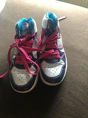 Girls Pineapple Trainers Boots Size 1