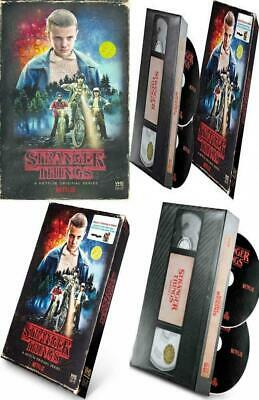 Beand New - Stranger Things Season 1 Collector's Edition (Blu-ray + DVD) 3T