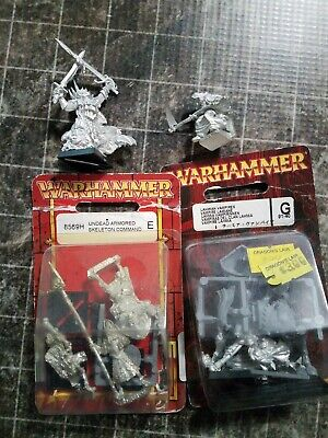 WARHAMMER FANTASY BATTLES Vampire Counts Lot