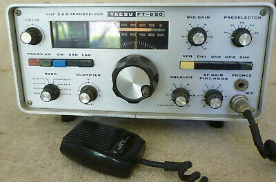 MFJ-9420X 20M (14 150-14 350) SSB Travel Transceiver w/ Microphone