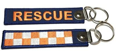 SES Rescue Keyring, WA, SA, NT, QLD, NSW, VIC, TAS, 1 x Item