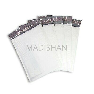 Chose Your Size Poly Bubble Mailers Padded Shipping Envelopes Bags Mailing