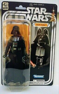 "Star Wars Black Series 40th Anniversary Darth Vader 6"" Figure"