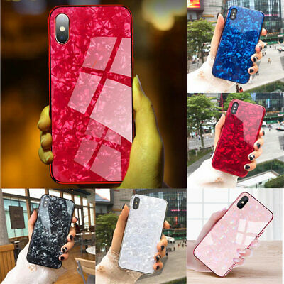 Ultra-thin Full Protection Slim 360°Magnetic + Tempered Glass Glossy Case Cover
