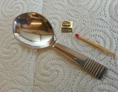 Georg Jensen - 925 Sterling silver - Parallel - sugar spoon