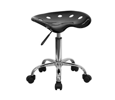 NEW Salon Stools Swivel Chairs Stool with Tractor Seat Adjustable Hairdressing S