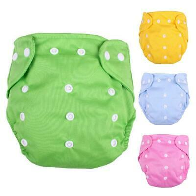 High Quality Infant Baby Diaper Pant Breathable Press Button Nappy Underwear