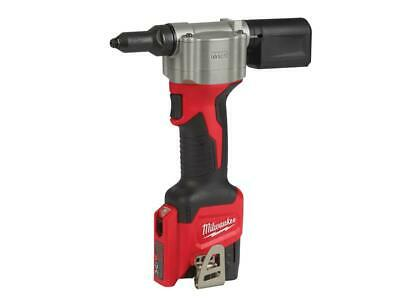 Milwaukee Power Tools MILM12BPRTX M12 BPRT-201X Pop Rivet Tool Kit 12V 1 x 2.0Ah