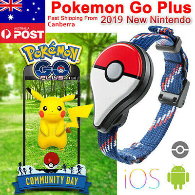 Go Plus Bluetooth Wristband Bracelets Watch Game Accessory for Nintendo Pokemon