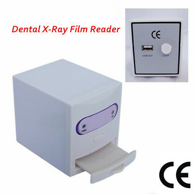 Hospital Dental X-Ray Film Viewer Reader Digitizer Scanner USB Connection Lab CE