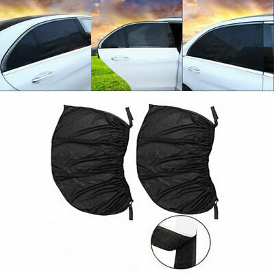 Universal Car SUV Window Sun Shade Socks Cover Baby Child UV Blinds Protectors G