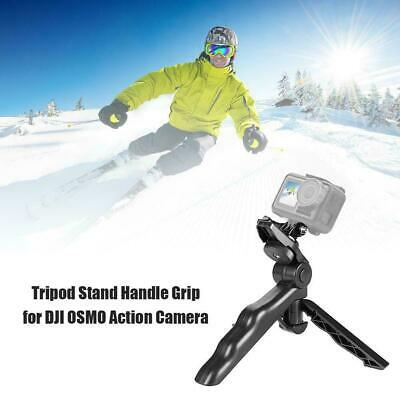 Handheld Tripod Phone Video Tripod Stand Handle Grip for DJI OSMO Action Camera