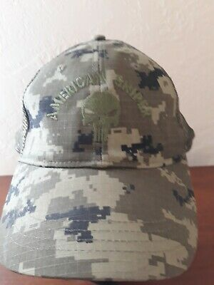CHRIS KYLE AMERICAN Sniper Craft International Hat Cap Punisher
