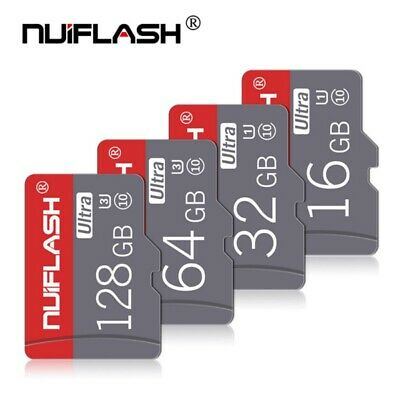 128GB Micro-SD-Karte TF Handy Digitalkamera Speicherkarte High Speed SD-TF-Card