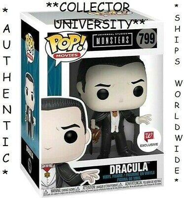 Funko Pop Dracula Walgreens Exclusive Monsters Vinyl Figure Brand New Pre-Sale
