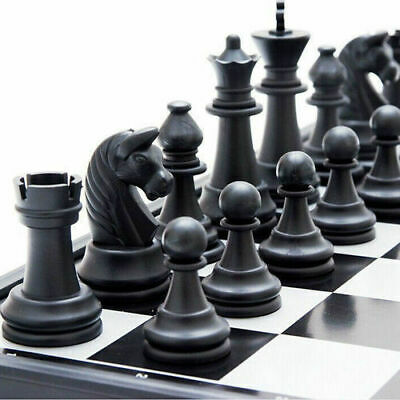 Large Magnetic Folding Chess Board Game Set/High quality Chess size 25 x 25cm