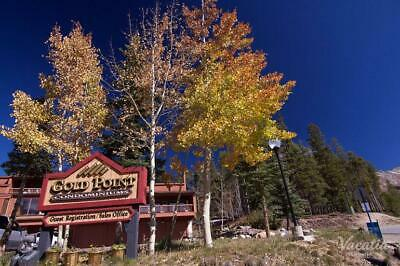 Timeshare at the Gold Point Resort in Breckenridge, Colorado!