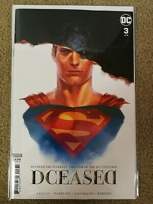 DCeased #3 Horror Variant 2019 NM FREE SHIPPING in CANADA