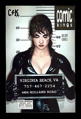 Dcs Year Of The Villain #1 Catwoman #51 Hughes Homage Variant ++++ Comic Kings