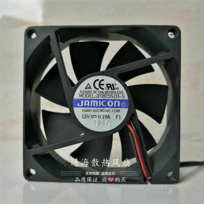 San Ace120 9S1212F404 DC12V 0.19A Chassis//Power Supply 12CM Silent Cooling Fan