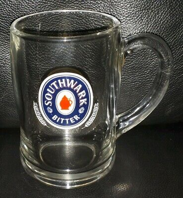 Rare Collectable Southwark Bitter Beer Mug In Great Used Condition