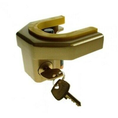 Deluxe Security Trailer Caravan Coupling Lock
