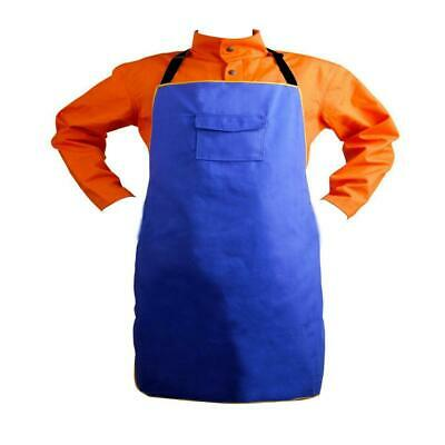 Durable Work Apron Welding Safety Apron Fire Resistant Flame Retardant ForWorker