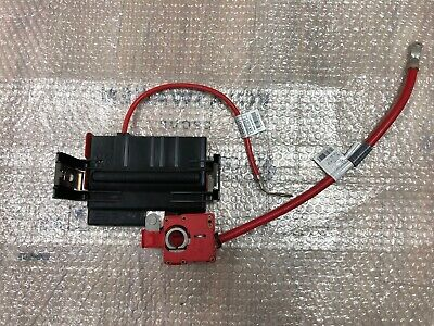 2009-2011 E81 BMW 1 Series BATTERY POWER DISTRIBUTION BOX LEAD 6942912-08