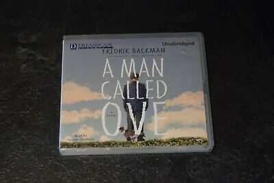 A Man Called Ove by Fredrik Backman Unabridged CD Free UK Postage