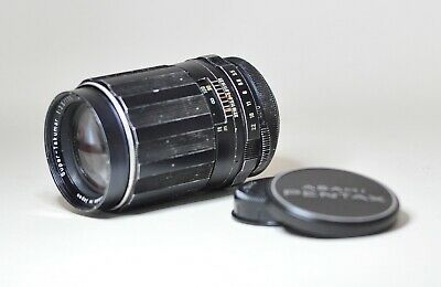 ASAHI PENTAX SUPER-TAKUMAR 135mm F/3.5 M42 Screw Mount Portrait Lens