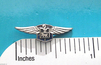 CADILLAC crest   cutout lapel pin hatpin GIFT BOXED dg hat pin tie tac