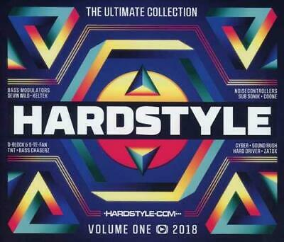 V/A: Hardstyle The Ultimate Collection Vol 1 - 2018 [Cd]
