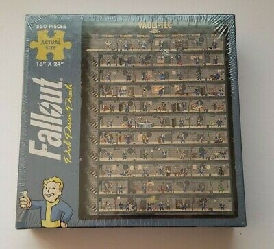 FALLOUT 4: PERK Poster Puzzle