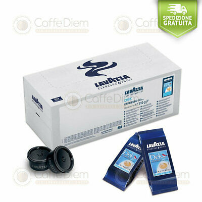 Lavazza Espresso Point DEK DECAFFEINATO 100 Capsule Point Cialde ORIGINALI FAP