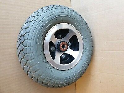 Invacare Orion 1 Tyre wheel rims front Solid Puncture proof Size 10/50-5