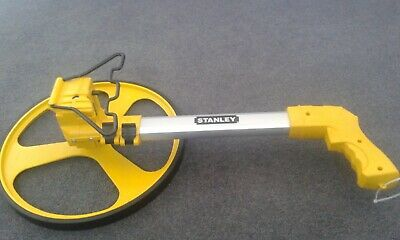 stanley 1-77-174 MW40M 5 digit COUNTER MEASURING WHEEL 318mm easy to use