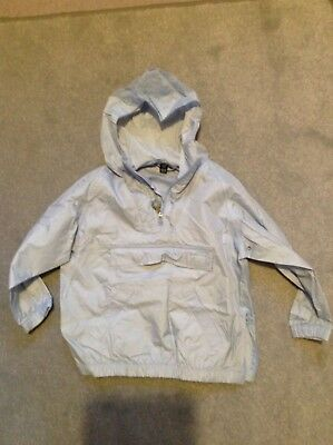 GAP Kids Blue Rain girl Jacket Sixe Xs( Aged 4-5 )