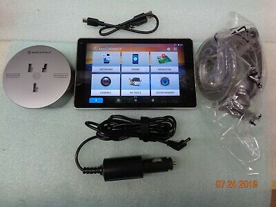 RAND MCNALLY VOICE Enabled OverDryve 7 Tablet RV w/GPS